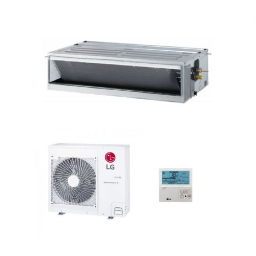 LG Air Conditioning UM30N14 Ducted Heat Pump 9Kw/30000Btu Standard Inverter A++ 240V~50Hz